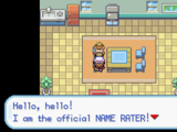 Name Rater