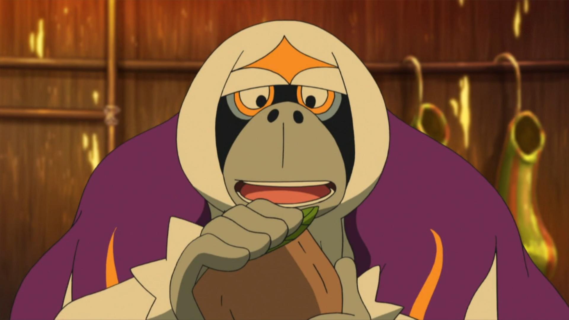 Oranguru (anime)