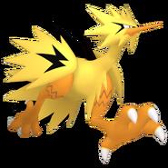 145Zapdos Galarian Pokémon HOME SHINY