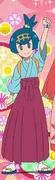 Lana kimono dress