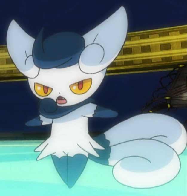 Olympia's Meowstic (female; anime)