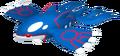382Kyogre Pokémon HOME