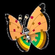 666Vivillon High Plains Pattern Pokémon HOME