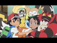 Alola! Welcome Home! - Pokémon Journeys - Official Clip