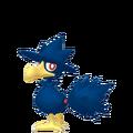 198Murkrow Female Pokémon HOME