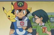 Ash and Max