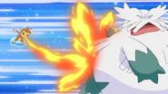 Flamethrower Skating