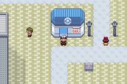 Rustboro City - Pokémon Mart (Gen III)