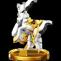 아르세우스 피규어 Wii U