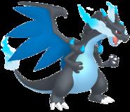 006Charizard Mega X Pokémon HOME