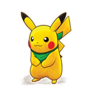 025Pikachu Pokémon Mystery Dungeon Rescue Team DX