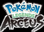 Pokémon Legends Arceus logo