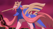 Zacian Crowned Sword anime