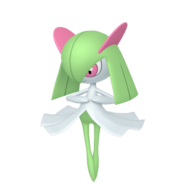281Kirlia Pokémon HOME