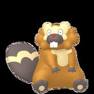 400Bibarel Pokémon HOME
