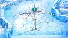 Mega Gallade Trailer Anime