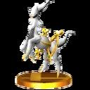 아르세우스 피규어 3DS