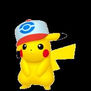 025Pikachu Unova Cap Pokémon HOME