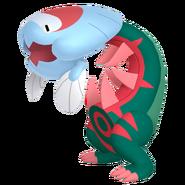 882Dracovish Pokémon HOME