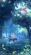 Legendary Pokémon of Kalos Poster