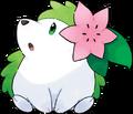 492Shaymin Pokemon Platinum Flower Paradise