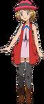 Serena anime XYZ