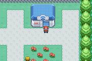 Viridian City - Pokémon Mart (Gen III)