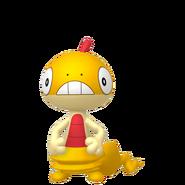 559Scraggy Pokémon HOME