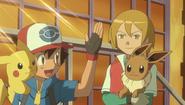 Ash and Virgil