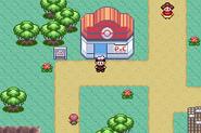 Mossdeep City - Pokémon Center (Gen III)