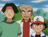 Tracey, Professor Oak and Ash
