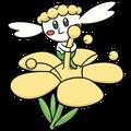 669Flabébé Yellow Flower Dream