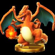 리자몽 피규어 Wii U