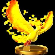 파이어 피규어 Wii U