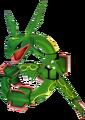 384Rayquaza Pokemon Colosseum