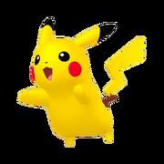 025Pikachu Female Pokémon HOME