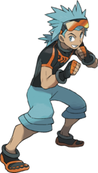 Brawly Omega Ruby and Alpha Sapphire