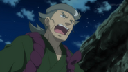 Heidayu without his mask