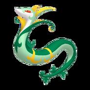 497Serperior Pokémon HOME