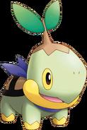 387Turtwig Pokemon Mystery Dungeon Explorers of Sky
