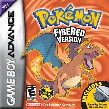 FireRed Version