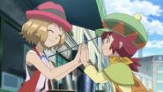 Serena and Mairin