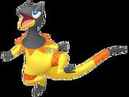 695Heliolisk Pokémon HOME