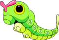 010Caterpie OS anime 2