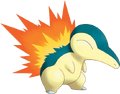 155Cyndaquil Pokemon Mystery Dungeon Explorers of Time and Darkness