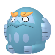555Darmanitan Zen Mode Pokémon HOME
