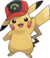 104px-Pikachu (Casquette de Hoenn)-SL