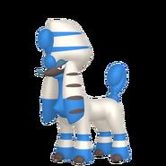 676Furfrou Pharaoh Trim Pokémon HOME