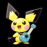 172Ukulele Pichu Pokemon Ranger Guardian Signs