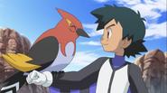 Ash and Fletchinder